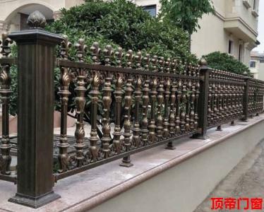 安顺铝艺护栏